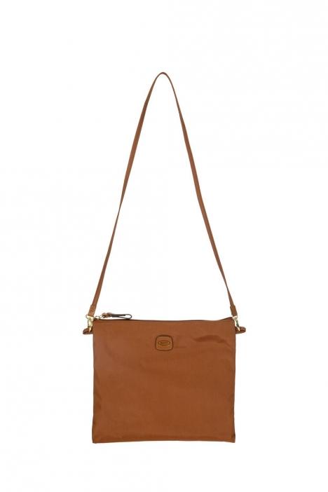 0203 Bric's X-Bag Seyahat Çantası 43x28x19 cm Bakır / Rust
