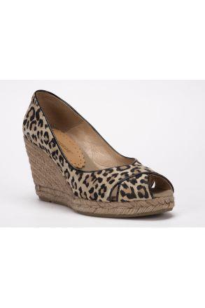 0922 Valleverde Kadın Dolgu Topuklu Ayakkabı 35-40