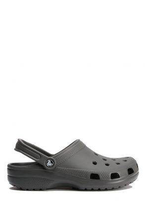 10001 Classic Crocs Unisex Sandalet 36-48 Slate Grey