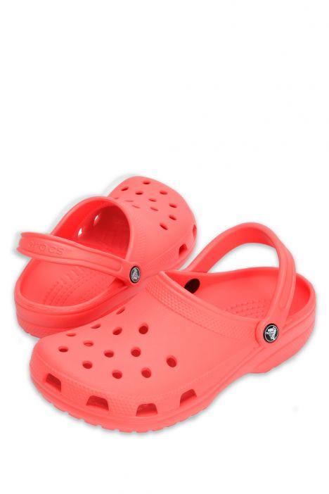 10001 Classic Crocs Unisex Sandalet 36-48 Fresco - Gül Kurusu