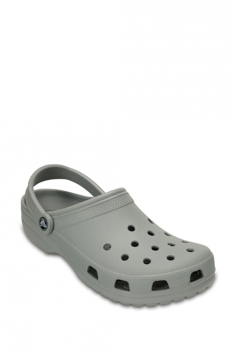 10001 Crocs Unisex Sandalet 36-48 Light Grey