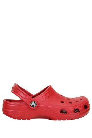 10001 Crocs Unisex Sandalet 36-48 Kırmızı / Pepper