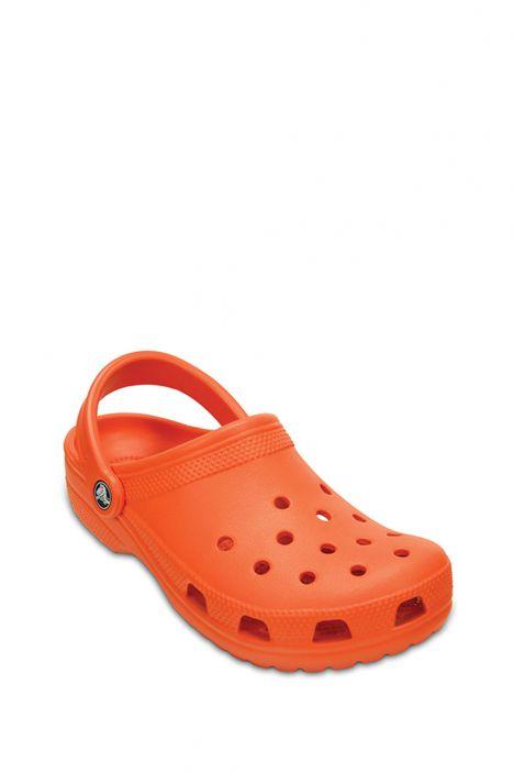 10001 Classic Crocs Unisex Sandalet 36-48 Turuncu / Tangerine