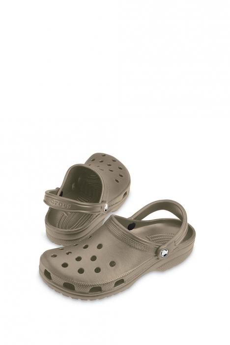10001 Crocs Unisex Sandalet 36-48 KHAKI-YEŞİL TONU