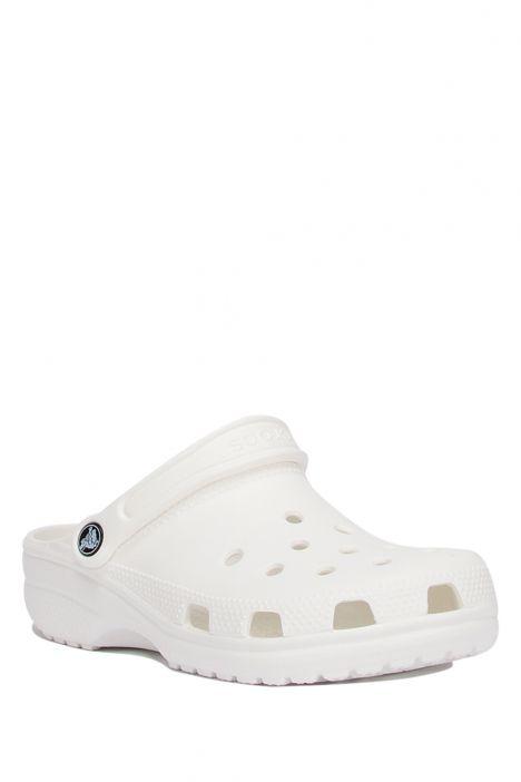 10001 Crocs Unisex Sandalet 36-48 Beyaz / White