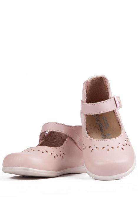 101 Kifidis Angel Hakiki Deri İlk Adım Ayakkabı 19-24 ROSA