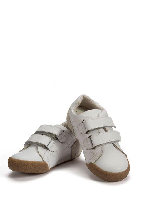 101467 Garvalin Çocuk Ayakkabı 24-30 Beyaz / Bianco