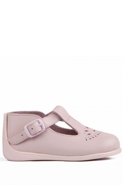 102 Kifidis Angel Hakiki Deri İlk Adım Ayakkabı 19-24 ROSA