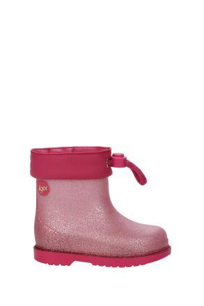 10215 Bimbi Glitter Yağmur Çizmesi 20-26