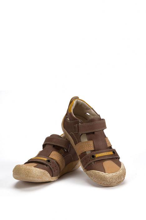 102621 Garvalin Çocuk Ayakkabı (31-35) Kahverengi / Brown