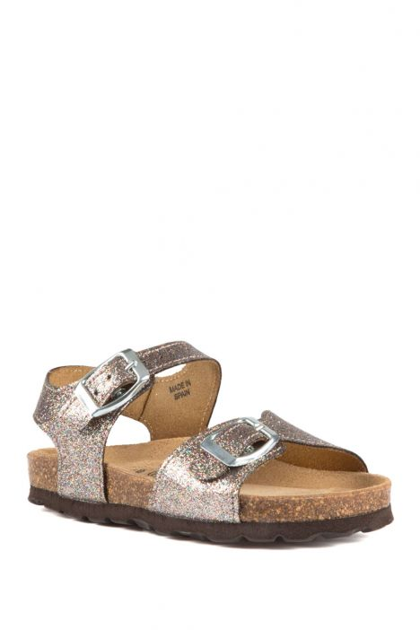10273 Ch-Kifidis Çocuk Sandalet 24-30 Glitter Multi