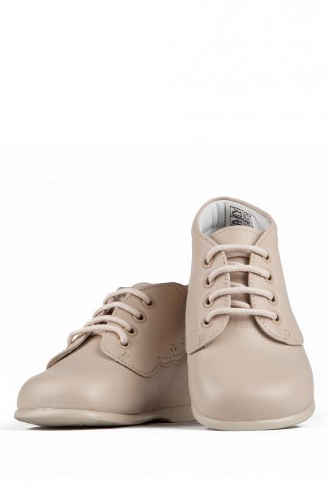 10307 Chiquitin İlk Adım Çocuk Ayakkabısı 19-24 LINEN (Bej)