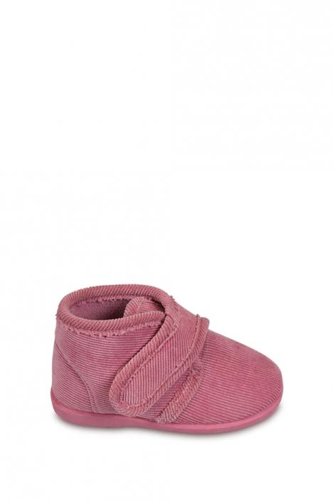 108016 Kifidis Cienta Çocuk Panduf 22-30 Pembe / Pink