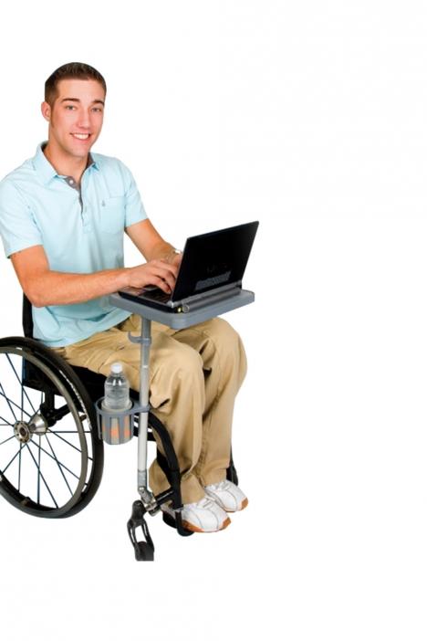 10858 Vlnt-Tekerlekli Sandalye için Sehpa STD