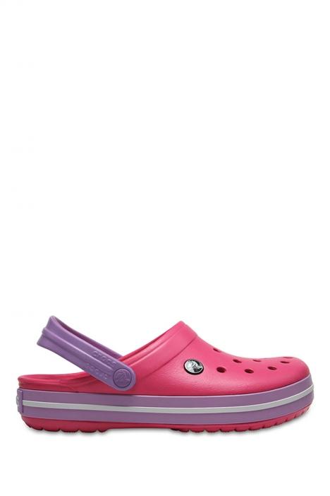 11016 Crocs Crocband Unisex Sandalet 36-44 PARADISE PINK / IRIS