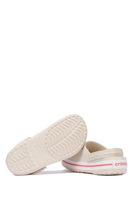 11016 Crocs Crocband Unisex Sandalet 36-44 Stucco/Melon