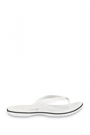 11033 Crocs Crocsband Flip Unisex Terlik 36-46 Beyaz / White