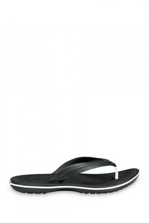 11033 Crocs Crocsband Flip Unisex Terlik 36-46 Siyah / Black