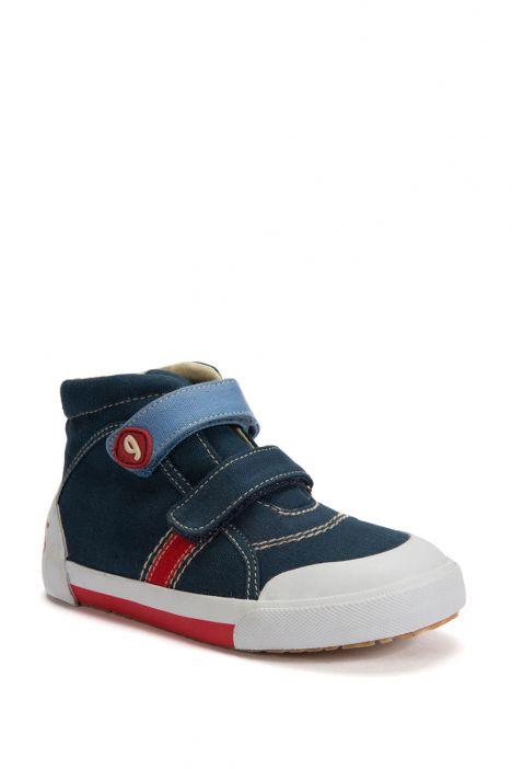 112621 Garvalin Çocuk Ayakkabı 31-35 Mavi / Marino