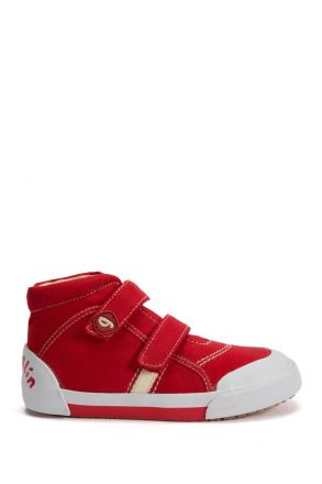 112621 Garvalin Çocuk Ayakkabı 31-35 Kırmızı / Rojo