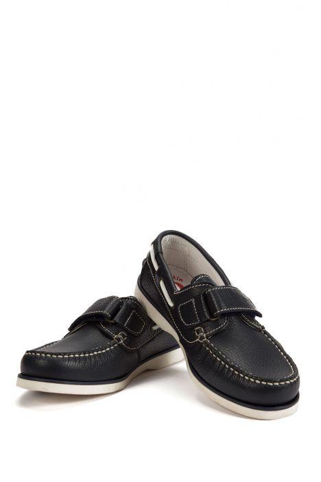 112720 Garvalin Çocuk Ayakkabı 27-35 Mavi / Marino