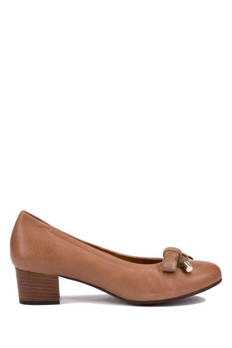 1143275 Platon Kadın Ayakkabı 35-41 Taba / Camel