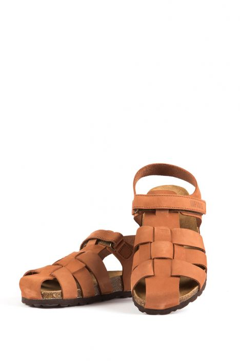 11641 Ch-Kifidis Çocuk Sandalet 24-30 TOBACCO