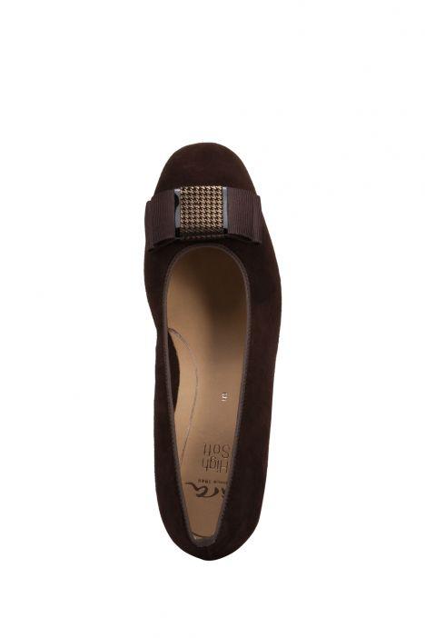 11884 Ara Kadın Topuklu Süet Ayakkabı 3.5-9.0 LAC/PEP,MORO,SCH/BRO