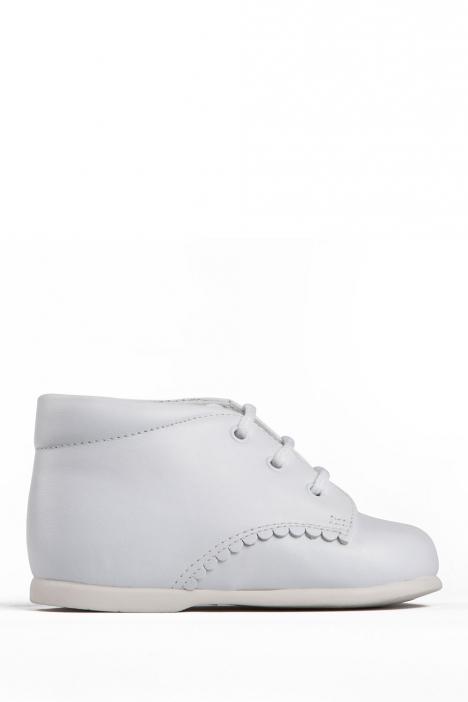 1194 Chiquitin İlk Adım Çocuk Ayakkabısı 17-23 Beyaz / Bianco