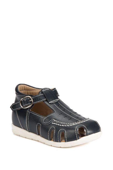 120 Kalite İlk Adım Çocuk Ayakkabısı 19-24 Lacivert / Navy