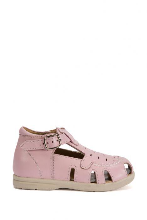 120 Kalite İlk Adım Çocuk Ayakkabısı 19-24 Pembe / Pink