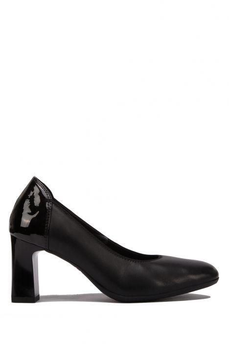 12011 Ara Kadın Topuklu Deri Ayakkabı 3.5-7.5 NAPPASO,LACK,BLACK - 01LB