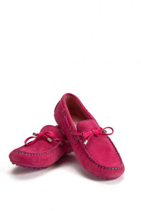122920 Garvalin Çocuk Ayakkabı 31-38 Fuşya / Fuxia