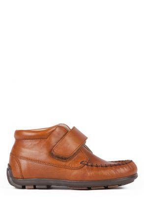 12706 Chiquitin Çocuk Ayakkabı 25-29 Bej / Cuero