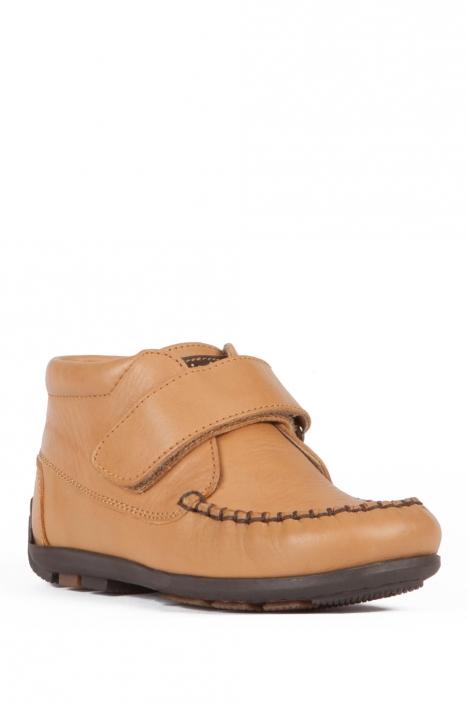 12706 Chiquitin İlk Adım Çocuk Ayakkabısı 20-24 NATURAL