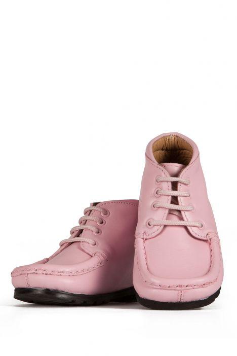 128 Kalite İlk Adım Çocuk Ayakkabısı 19-24 Pembe / Pink