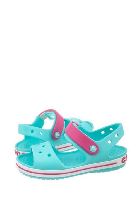 12856 Crocs Çocuk Sandalet 22-32 POOL / CANDY PINK
