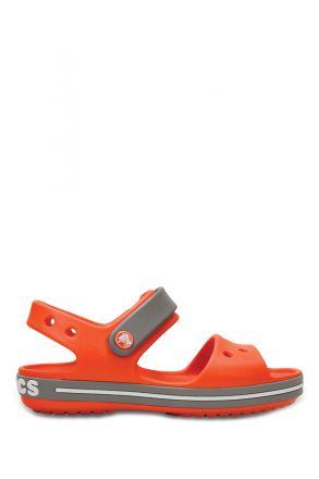12856 Crocs Çocuk Sandalet 22-32 Turuncu / Tangerine