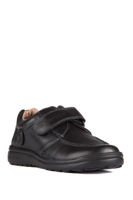 131130 Garvalin Okul Ayakkabısı 31-34 Siyah / Negro