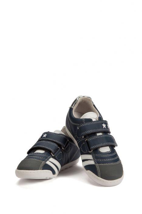 131576 Garvalin Çocuk Ayakkabı 24-32 Mavi / Marino