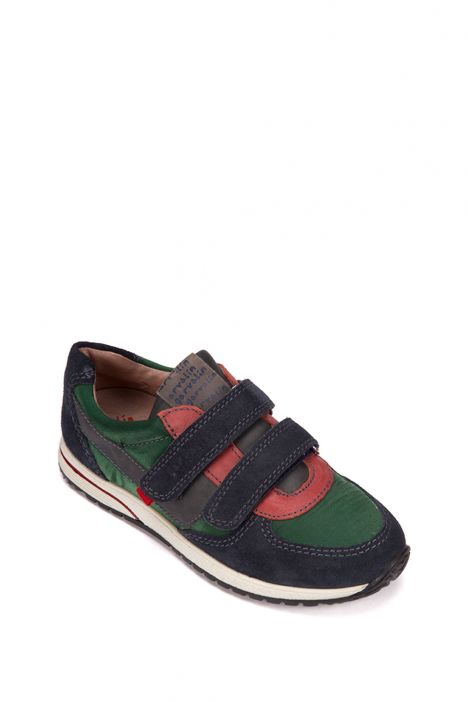 131592 Garvalin Çocuk Ayakkabı 35-38 Lacivert / Azul