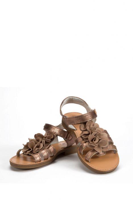 132435 Garvalin Çocuk Sandalet 25-30 MAQUILLAJE