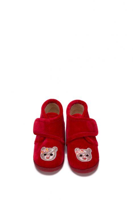 133014 Kifidis Cienta Çocuk Panduf 21-27 Kırmızı / Rojo