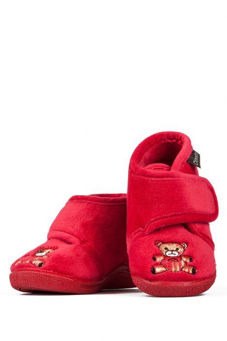 133030 Kifidis Cienta Çocuk Panduf 21-27 Kırmızı / Rojo