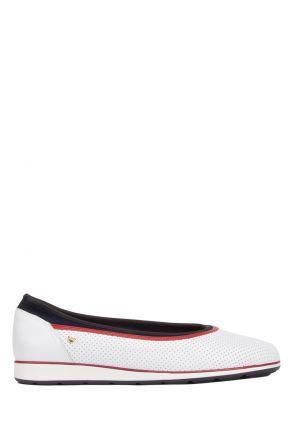 13319 Ara Kadın Ayakkabı 3.5-7.0 WEISS/BLAU, ROT - 77WR