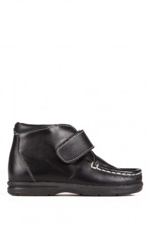 141 Kalite Çocuk Ayakkabı 25-30 Siyah / Black