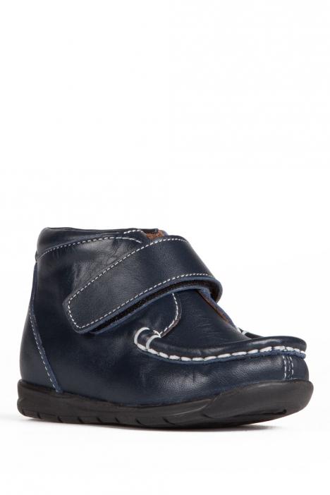 141 Kalite Çocuk Ayakkabı 25-30 Lacivert / Navy