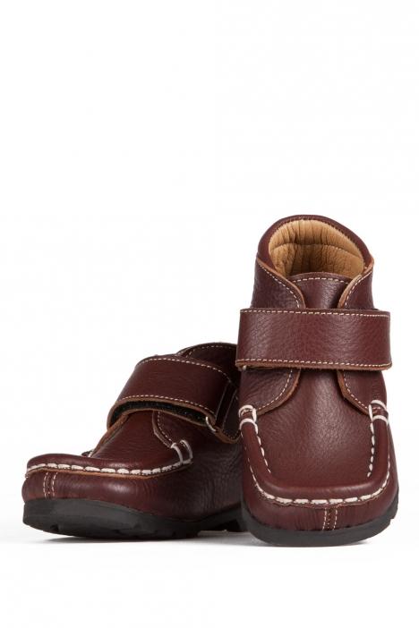 141 Kalite Çocuk Ayakkabı 25-30 KAHVE