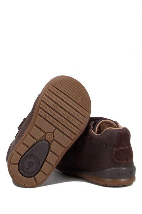 141326 Garvalin İlk Adım Çocuk Ayakkabısı 19-24 MARRONE