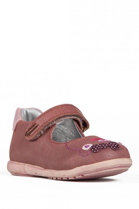141343 Garvalin İlk Adım Çocuk Ayakkabısı 20-24 ROSA